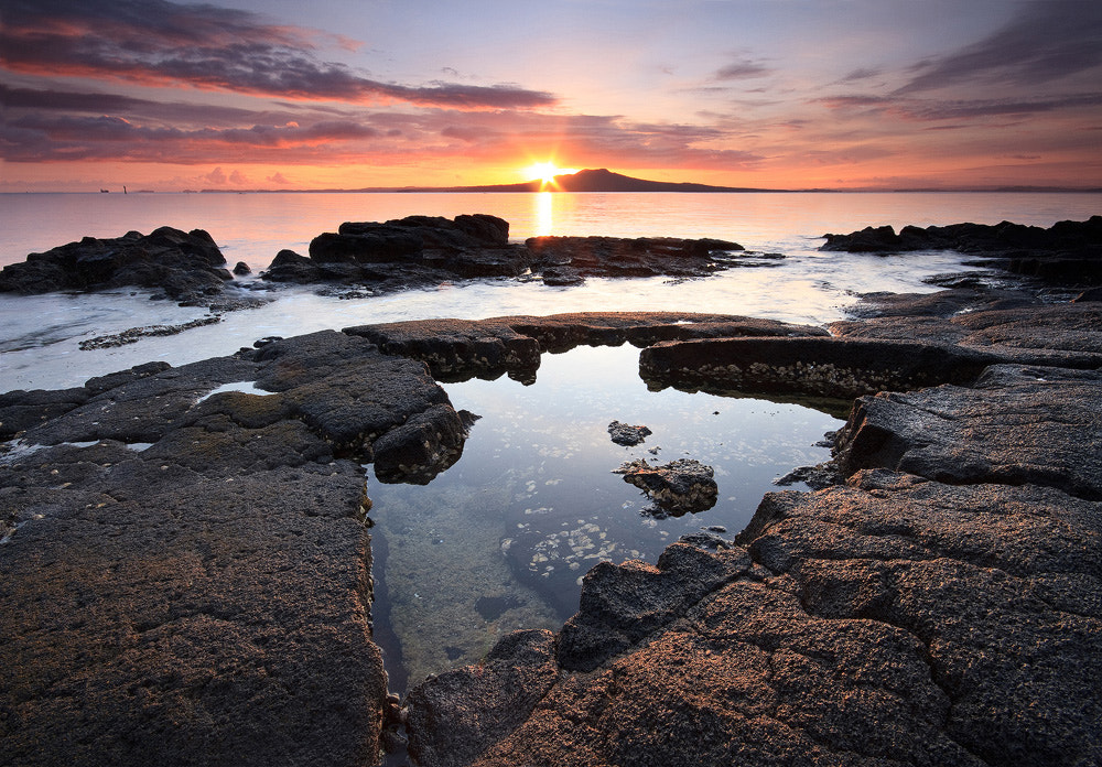 Photograph Rangitoto by Chris Gin on 500px