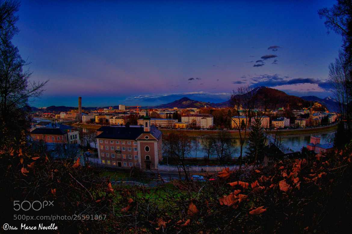 Photograph Salzburg by Marco Novello on 500px