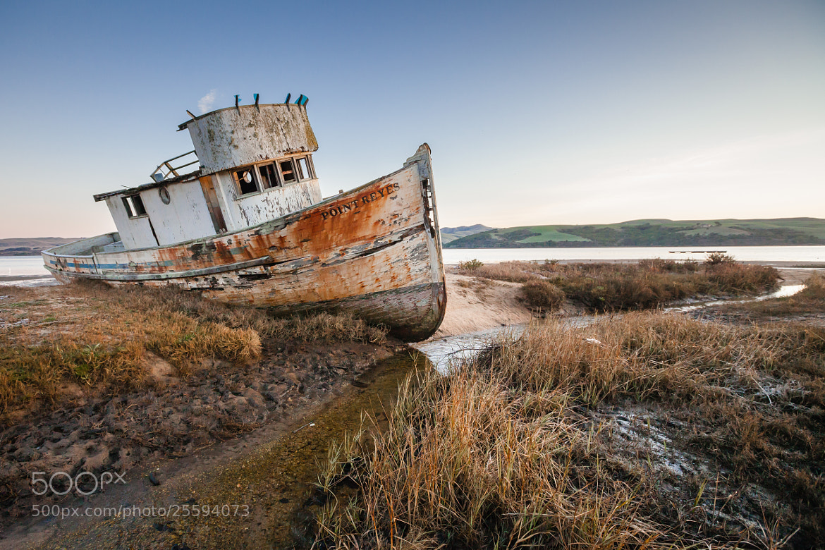 Photograph Run Aground by Dan Fletcher on 500px
