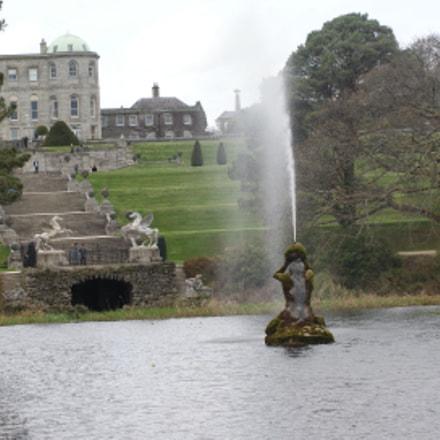 Powerscourt Gardens,Ireland, Sony DSLR-A200, Sony DT 55-200mm F4-5.6 (SAL55200)