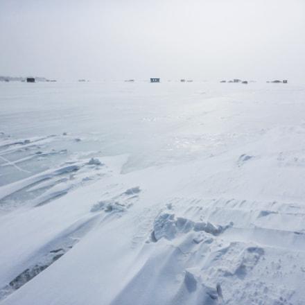 Canadian Winter landscape, Panasonic DMC-TS5