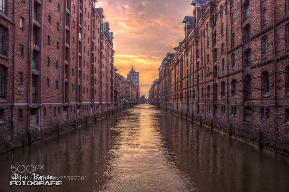 Photograph Hamburg´s Old Area  by Elblicht  on 500px