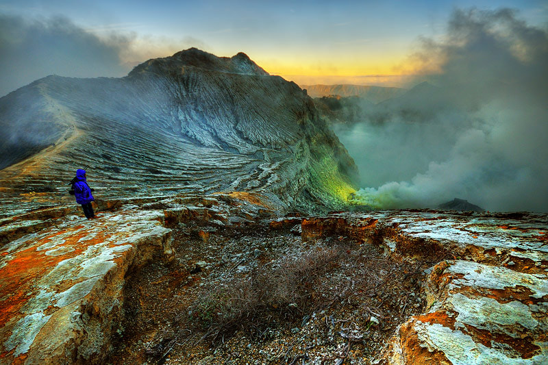 Photograph Ijen Crater by Ekkachai Pholrojpanya on 500px