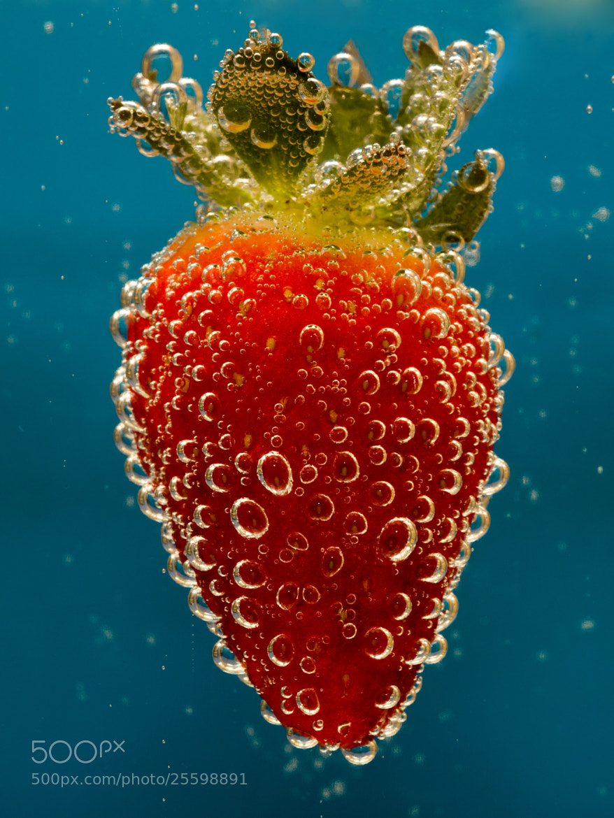 Photograph Strawberry by Piotr Kanthak on 500px