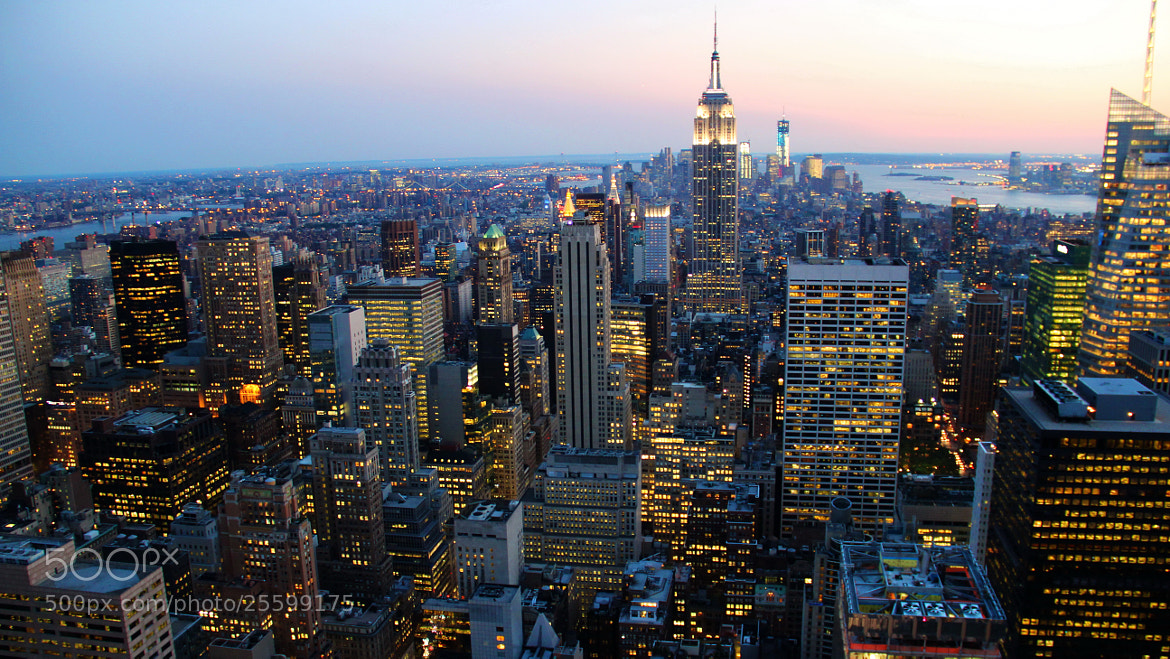 Photograph New York City - Manhathan by German P. on 500px