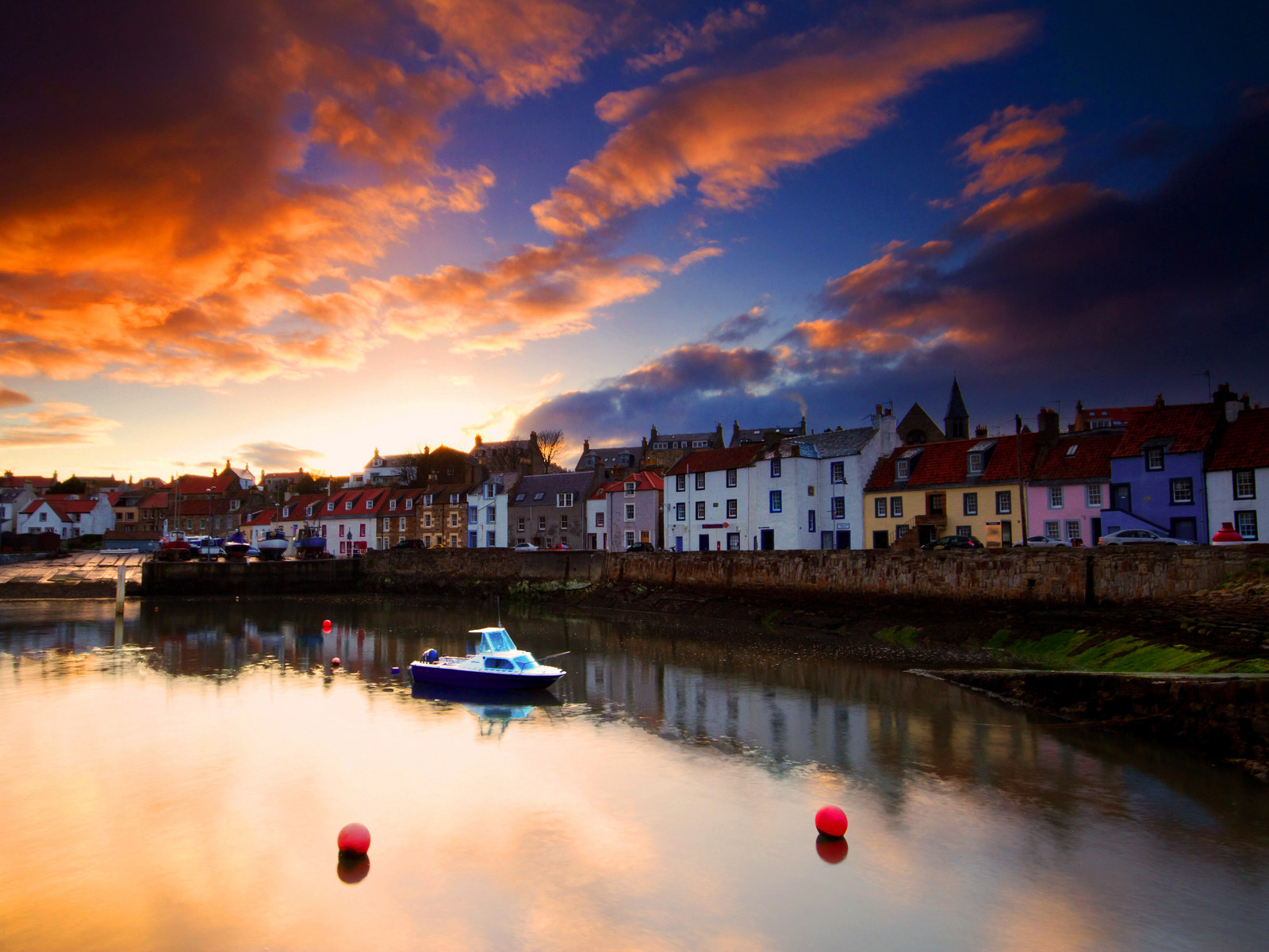 Photograph Wee Boatie by Simon Cameron on 500px
