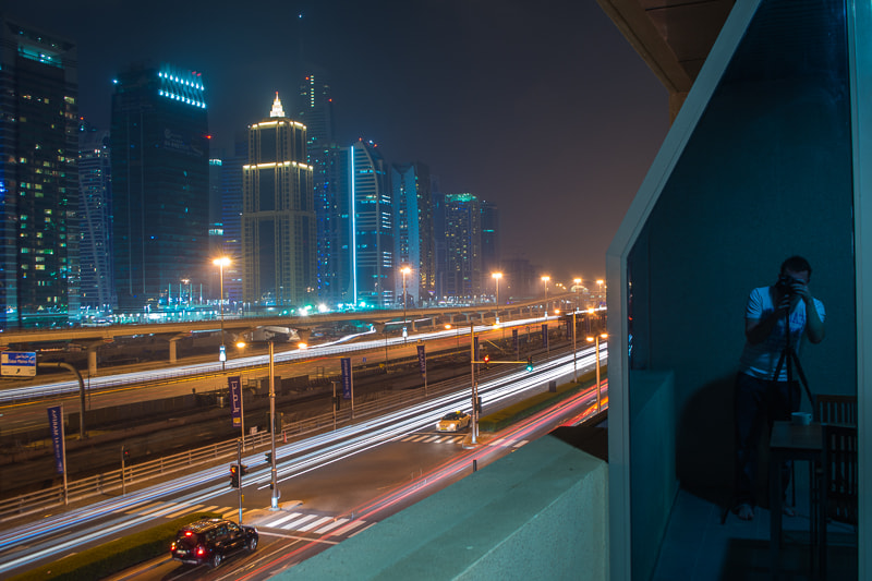 Photograph Dubai and I by Seb Loram on 500px