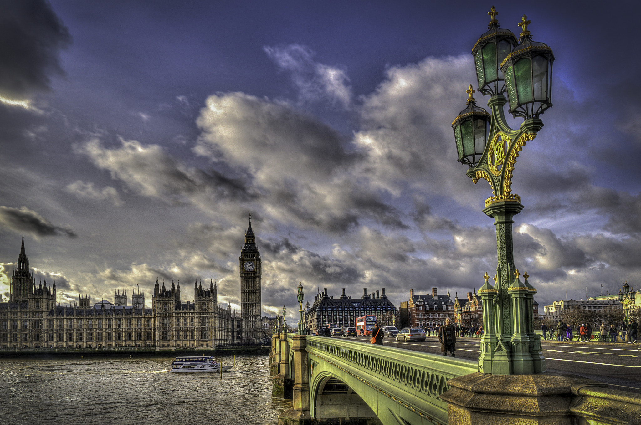 Photograph Westminster Bridge London by Mark Shoesmith on 500px