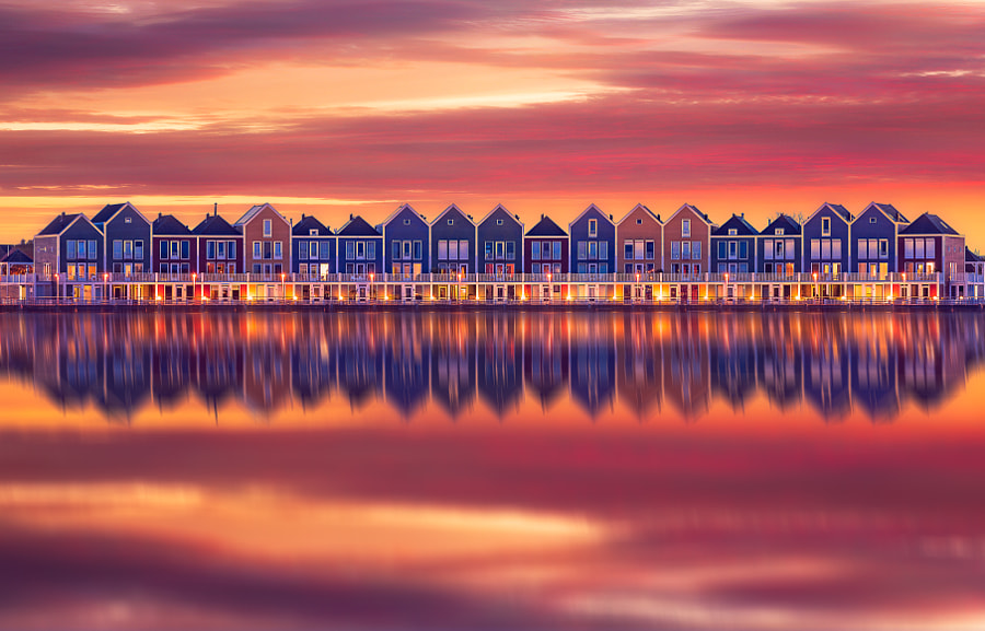 Houten, Holland by Remo Scarfò on 500px.com