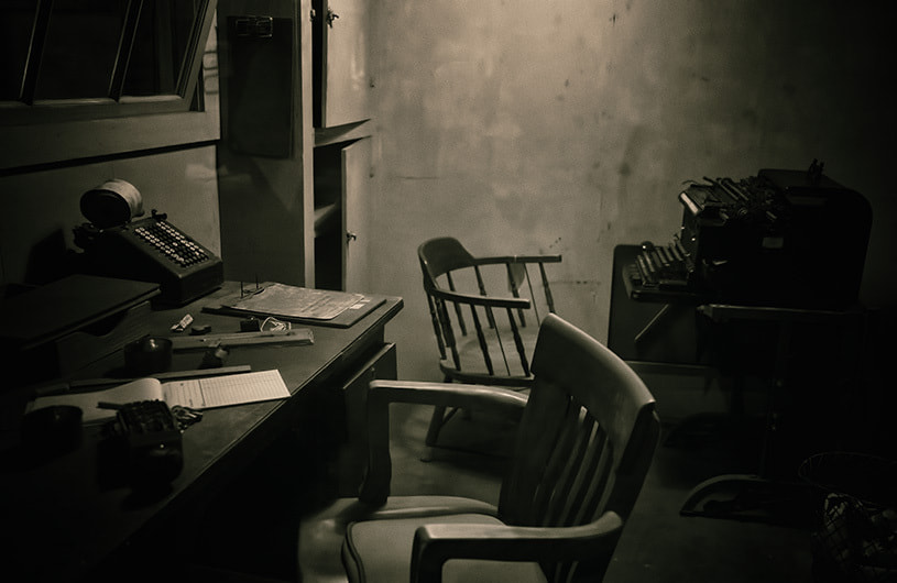 Photograph The Old Office by Dawn  LeBlanc on 500px