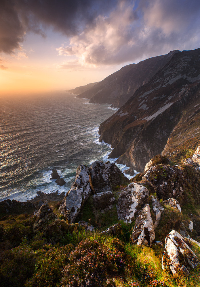 Photograph Slieve League by Stephen Emerson on 500px