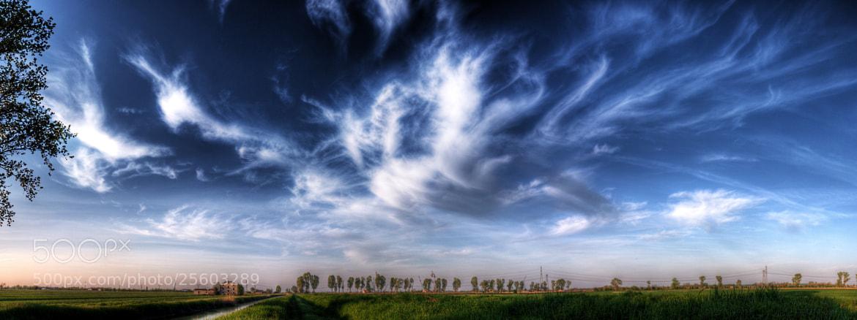 Photograph Padania Sky by Franco  on 500px