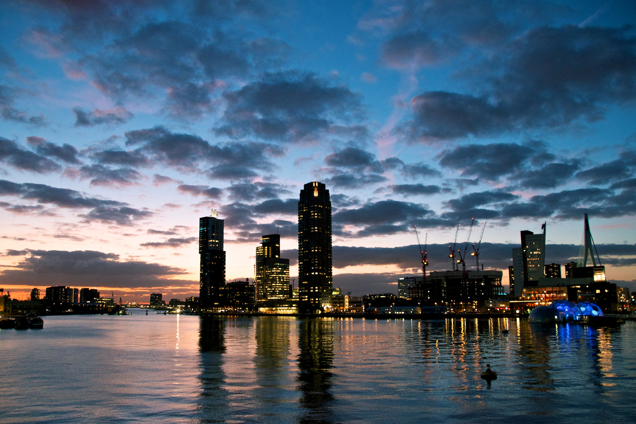 Photograph Rotterdam state of mind by Jarno Dijkstra on 500px