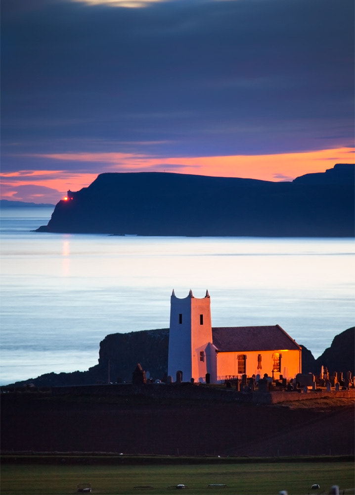 Photograph Ballintoy to Rathlin by Stephen Emerson on 500px