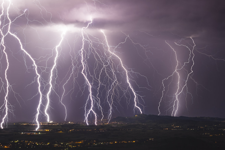 Zeus Lightning Bolt Sword by Jure Batagelj on 500px.com