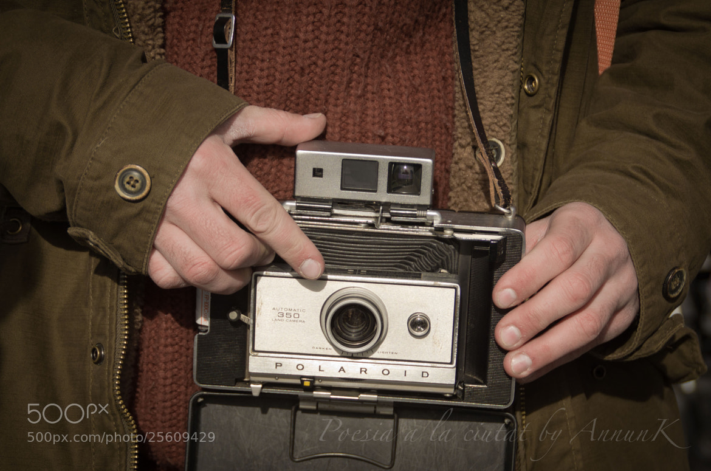 Photograph Polaroid: l'instant décisif by Anna Ebri on 500px