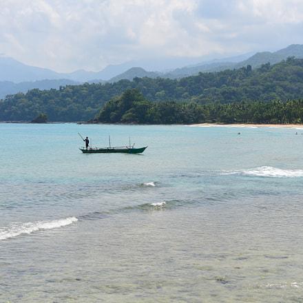 Puerto Princesa Beach, Nikon D750, AF-S Nikkor 24-70mm f/2.8E ED VR