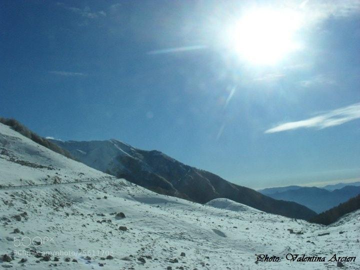 Photograph The brightness of the snow by Valentina Arcieri on 500px