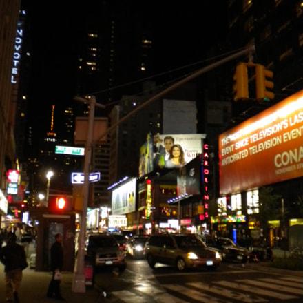New York, USA, November 2010, Nikon COOLPIX S220