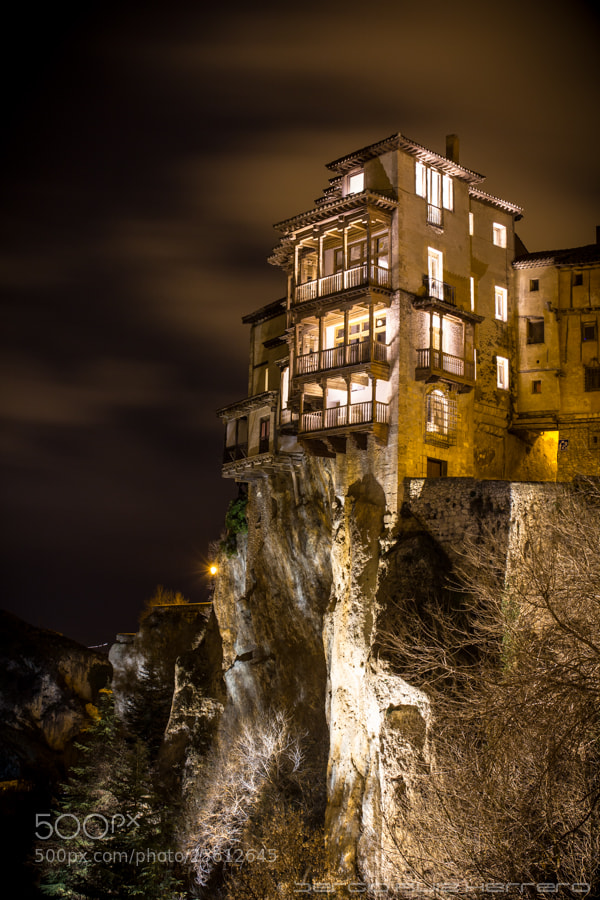 Photograph Cuenca hanging houses 2 by Sergio Ruiz on 500px