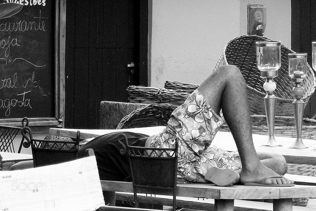 Photograph Laziness by Eduardo Daniel on 500px