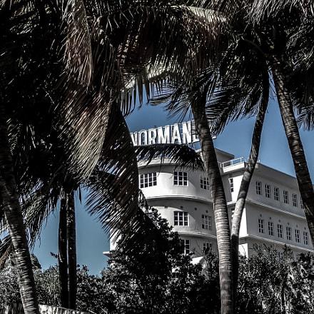 Hotel Normandie, Panasonic DMC-TZ1