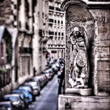 Paris, Nikon E5700