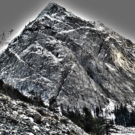 Mountain, Nikon COOLPIX L28