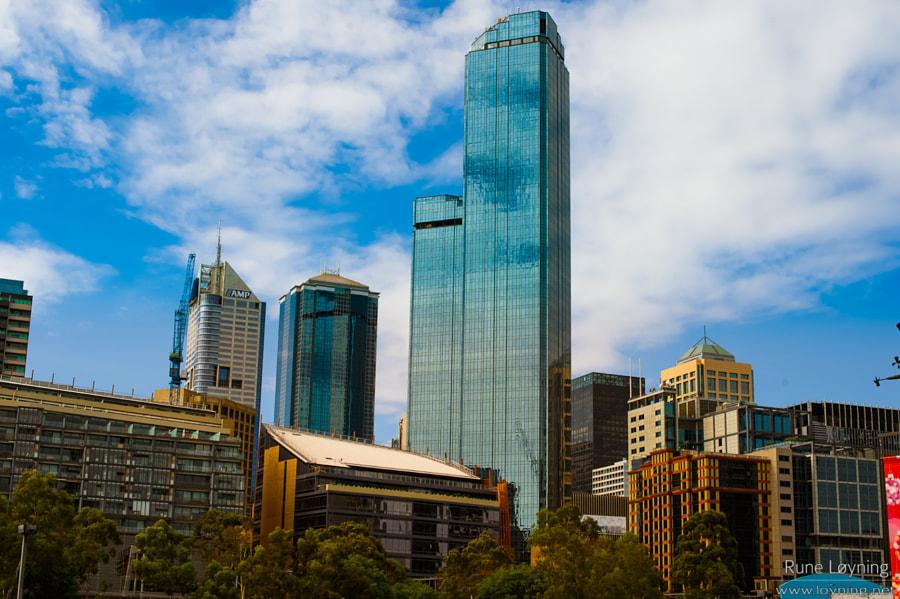 Colorful Melbourne