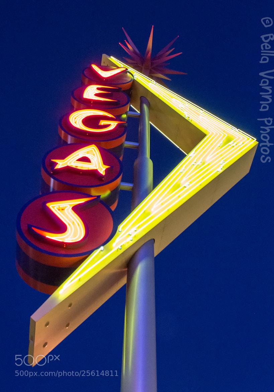 Photograph Vegas by Joseph Castoire on 500px