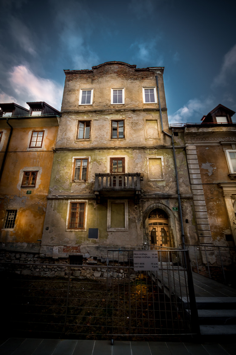 Photograph ________ used to live there. by Nikolina Bobic on 500px