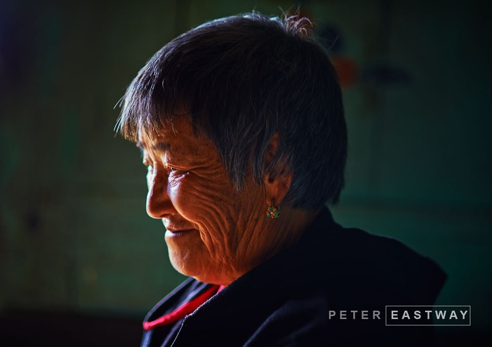 Photograph Namgay Mum by Peter Eastway on 500px