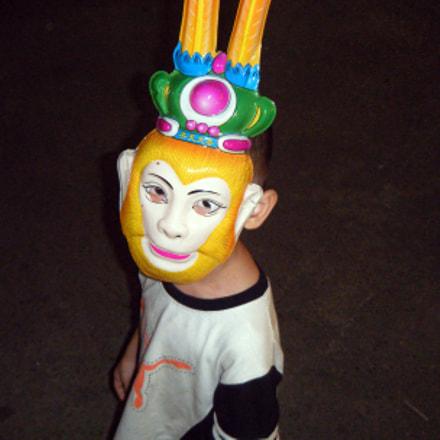 Mask Face, Fujifilm FinePix Z33WP