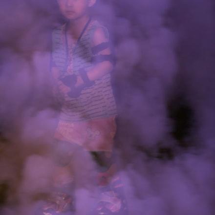 【夜溜】红儿郎 摄, Sony DSC-HX200