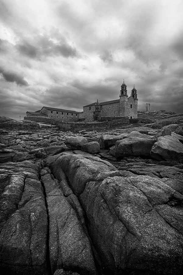 Photograph Virxe da Barca Sanctuary in Muxia, Spain by KYRIAKOS STAVROU on 500px