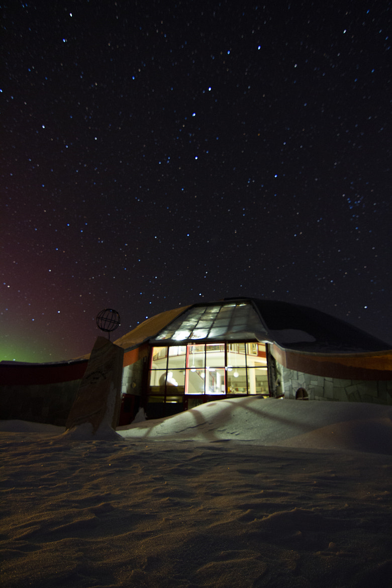 Photograph Polarcircle center Norway by Chris-André Paulsen on 500px