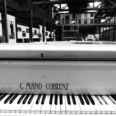 The piano, Panasonic DMC-TZ55