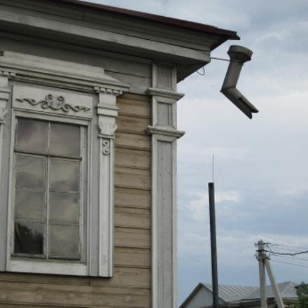 Irkutsk - Иркутск, Canon POWERSHOT A1400