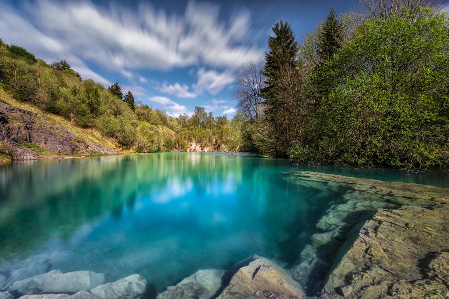 Little Blue Ocean by Michael Kästner on 500px.com