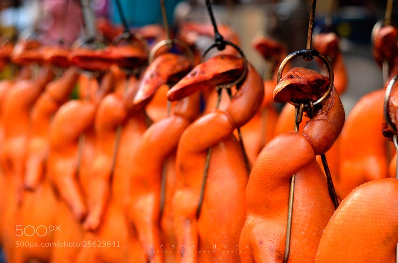 Photograph Roast duck by Jirawas Teekayu on 500px