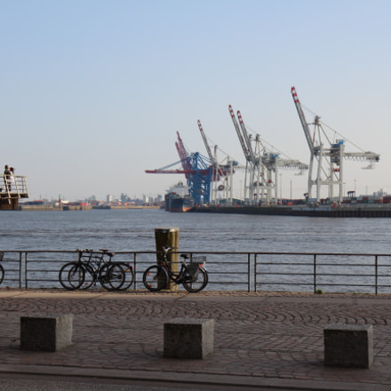 Hafen, Canon EOS 700D, Canon EF 16-35mm f/4L IS USM