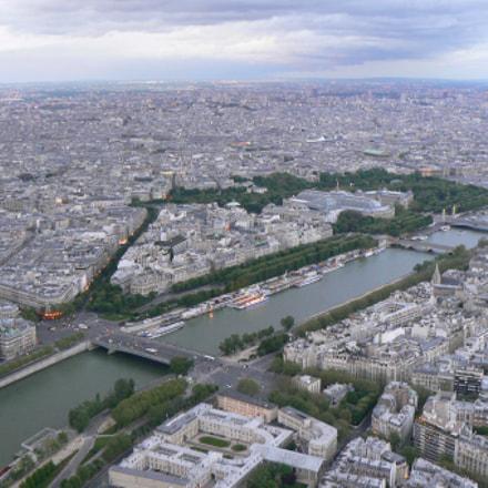 Paris, Panasonic DMC-FZ7