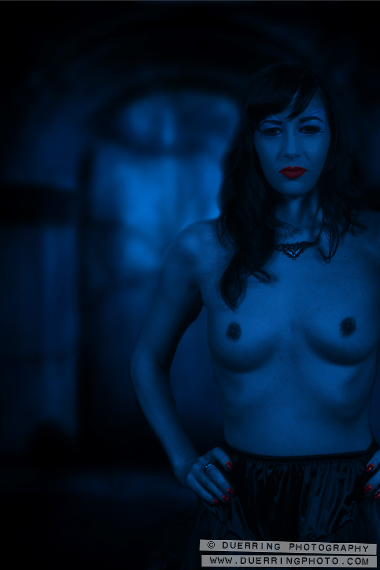 Photograph Nyxon Blue by Douglas Duerring Photography on 500px
