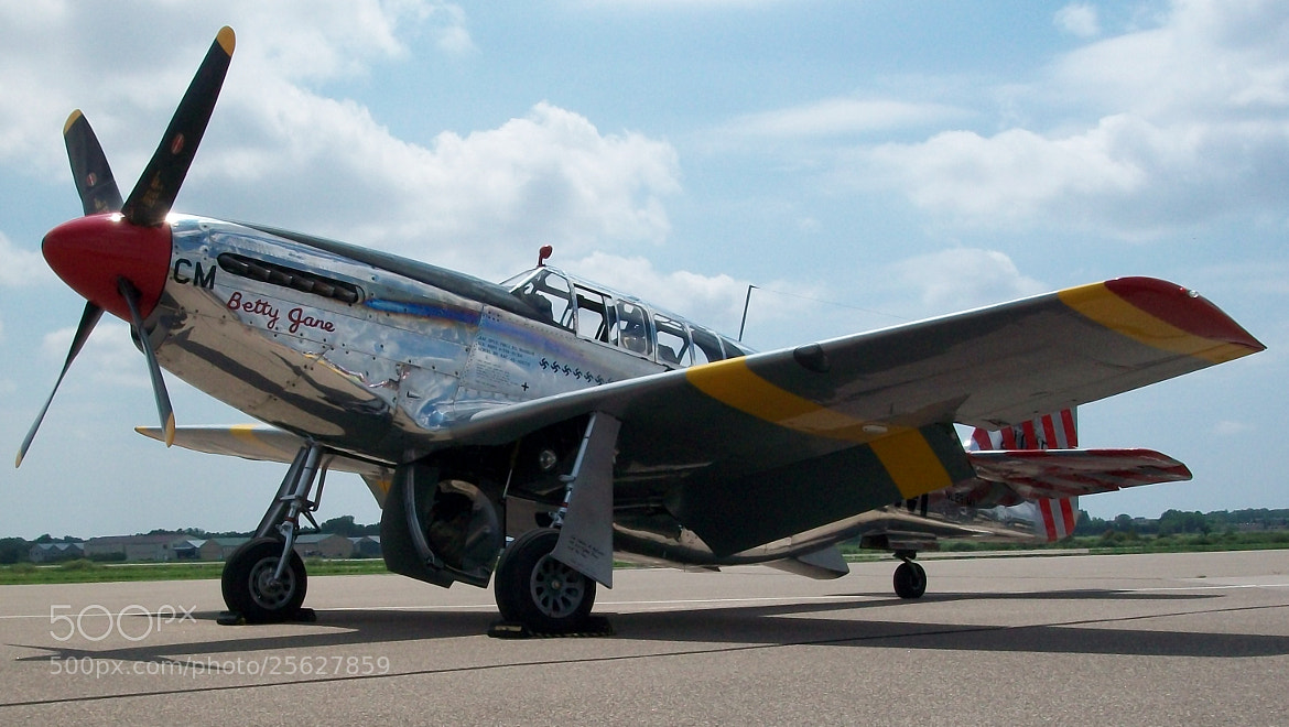 Photograph P51 Mustang by NoisyKnight on 500px