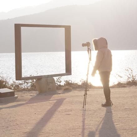 Waiting for dawn, Sony SLT-A55V, Sony DT 50mm F1.8 SAM (SAL50F18)