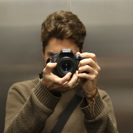Autor, Canon EOS REBEL T6S, Canon EF 50mm f/1.8 STM