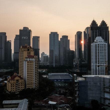 Jakarta, Indonesia, Fujifilm XQ2