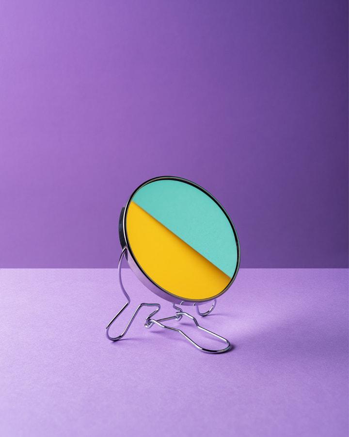 Broken mirror by Bogdan Dreava on 500px.com