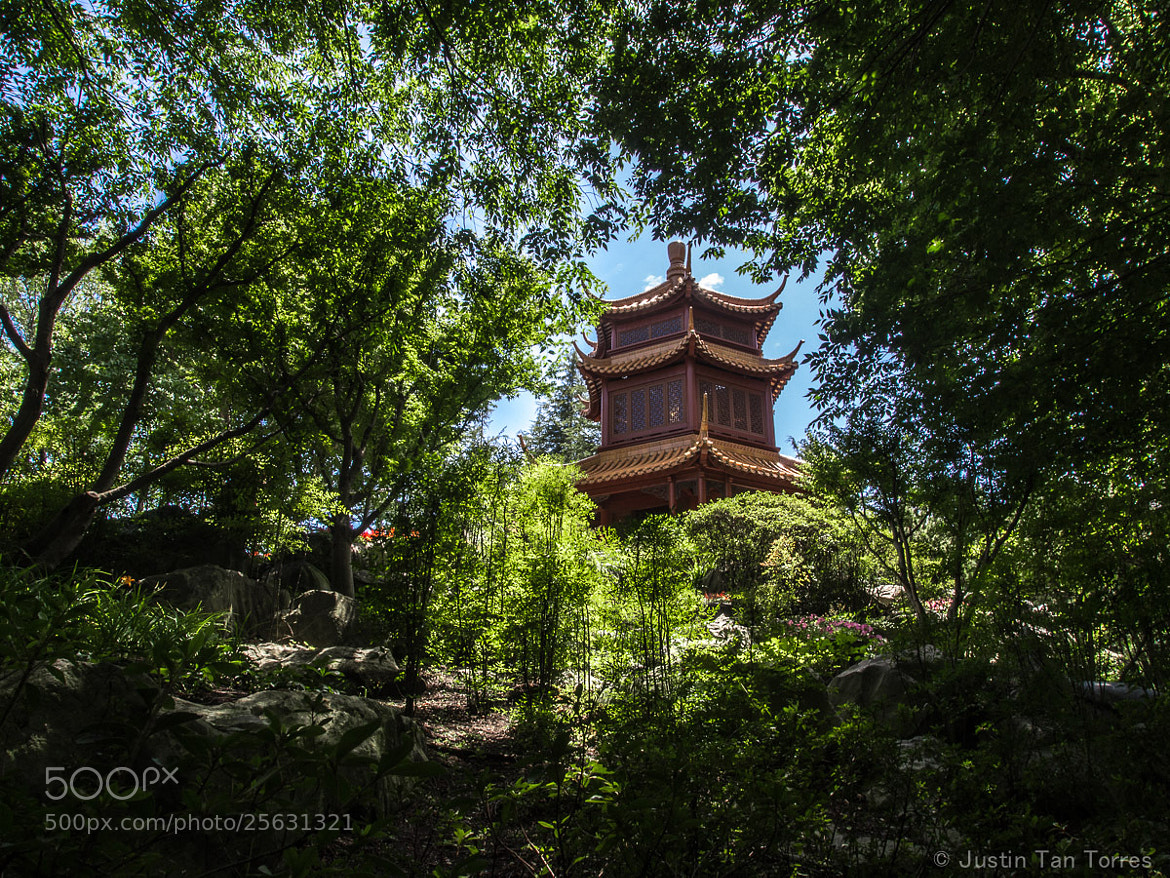 Photograph The Gurr (Pavilion of Clear View) by J Tan-Torres on 500px