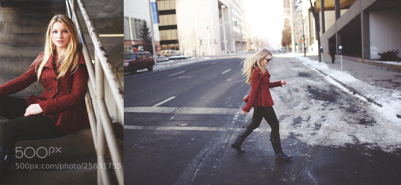 Photograph Lindsay by Chris Lambeth on 500px